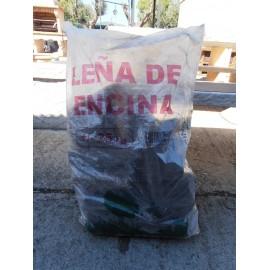 LÑA DE ENCINA SACO 25KG