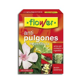 ANTI-PULGONES INSECTICIDA 50 ml