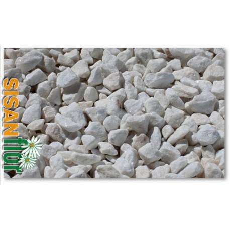 piedra triturada